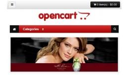 OCTPL002 Responsive Opencart Theme