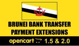 Brunei Bank Transfer Payment