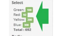 GGW vQmod Display product options quantity in ad..