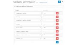 Multi Vendor / Dropshipper Category Commission (..