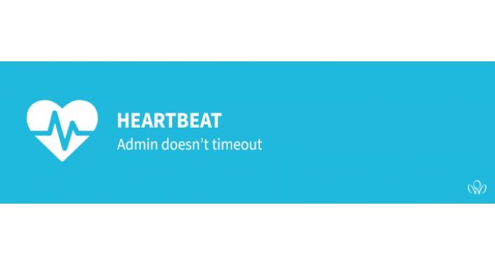 Heartbeat - Keep admin logged in [OCmod]