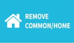 Remove common/home [OCmod]