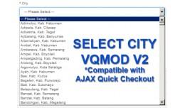 Select City VQMOD (for AQC)