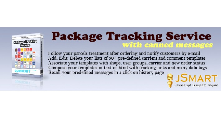 Package Tracking Service