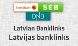 Latvian Banklinks / Latvijas banklinks