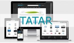 Tatar Opencart Theme