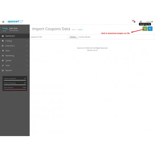 opencart xml import pro nulled meaning