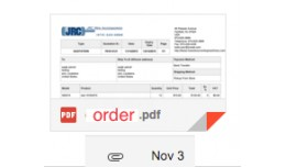 Order  Invoice  PDF Mail Attachment Opencart