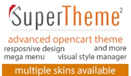 SuperTheme 2 - Opencart 2.x template