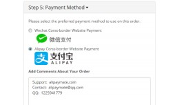 Alipay Cross-border Payment - Support PC & M..