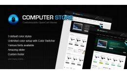 Computerstore - Premium OpenCart Template