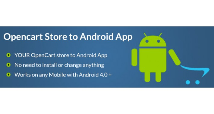 OpenCart Store to Android App