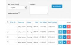 Multi orders status change (ocmod and vqmod)