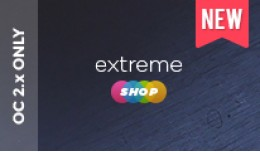 Pav ExtremeShop - Responsive Opencart 2.0 Theme
