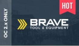 Pav BraveShop - Responsive Opencart 2 Theme