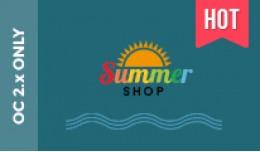 Pav SummerShop - Multipurpose Responsive Opencar..