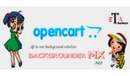 Backgrounder Mx Pro - All-in-one Music & Sli..