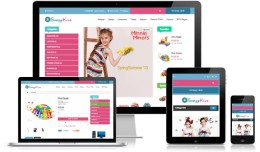 A Shopy Kids - Responsive Opencart Theme