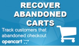 Recover Abandoned Carts