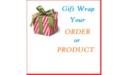 Gift wrap shipping rate