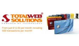 Total Web Solutions Payment Gateway for OpenCart..