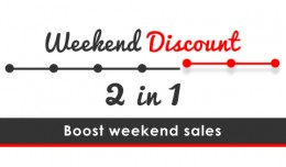 Weekend Discount - 2-in-1 Module and Totals Exte..