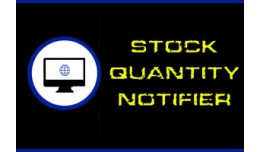 Low Stock Quantity Notifier