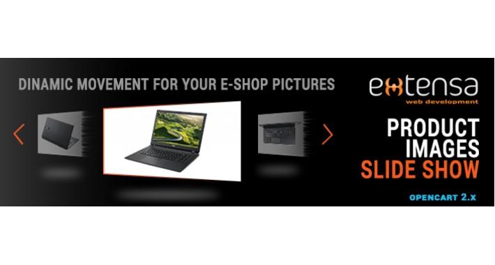Product Images Slideshow (OC 2.x)