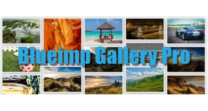 Blueimp Gallery Pro by GrandCMS.com