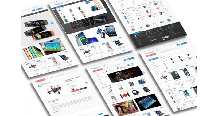 NewStore - Univarsal Premium Responsive Theme