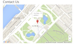 Google Map from Geocode