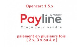 PAYLINE, payment by Installments (OC 1.5)