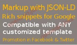 [OCJ] Rich Snippets JSON-LD Markup for Google, F..