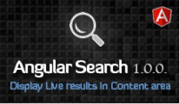 Angular Search