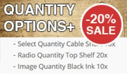 Quantity Options PRO+ AutoPrice SALE