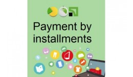 Online payment by installments