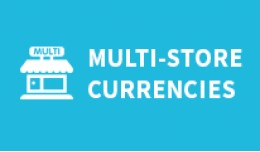 Multi-store currencies [OCmod]