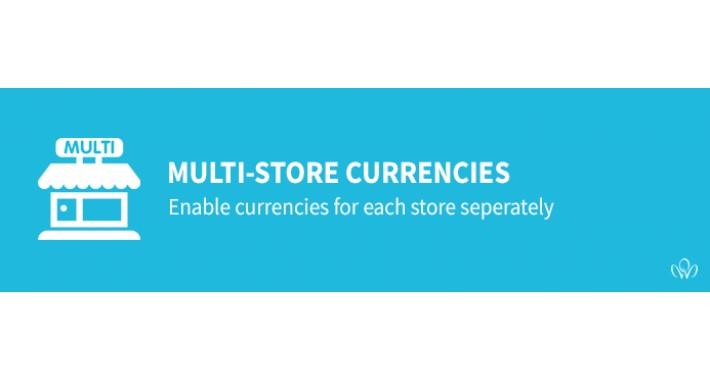 Multi-store currencies [OCmod]
