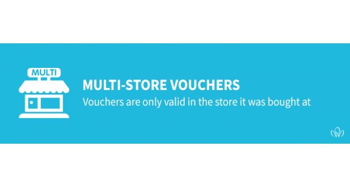 Multi-store vouchers [OCmod]