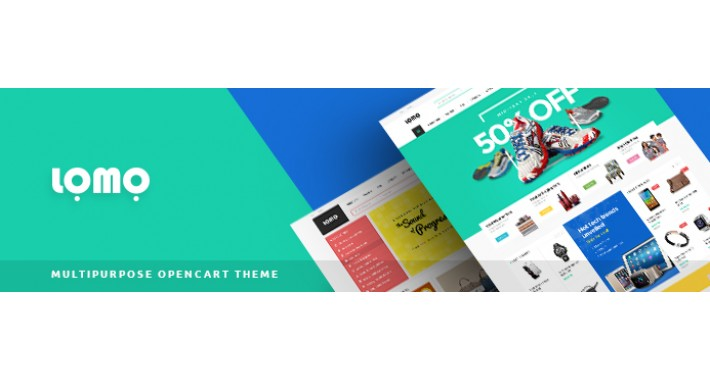 Pav Lomo - Advanced Multi-purpose Opencart Theme