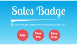 Sales Badge