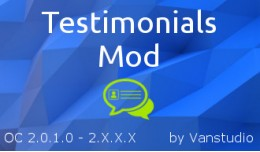 Testimonials Mod