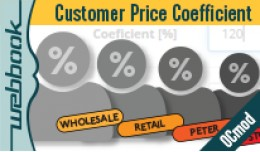 Customer Price Coefficient