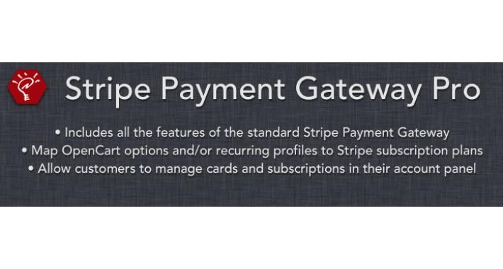 (1.5.x) Stripe Payment Gateway Pro