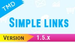 Advance Simple links(1.5.x)