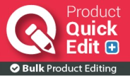 Product Quick Edit Plus