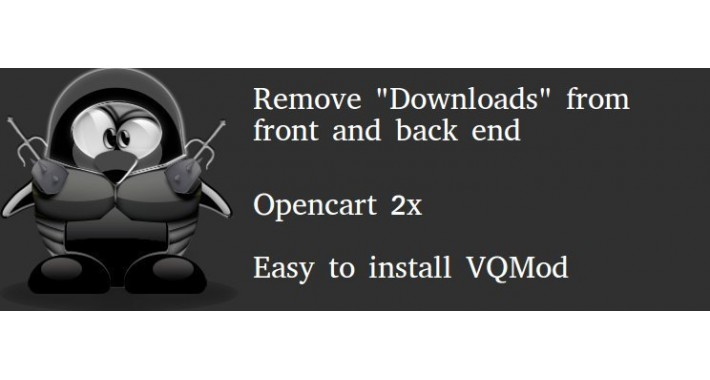 """Remove """"Downloads"""" from front and back end"""