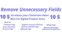 [NEW]Remove Unnecessary Fields From Checkout &am..