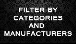 Filter products by Categories, Manufacturers, SK..