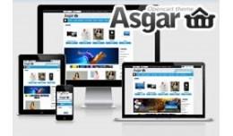 Asgar Responsive Theme